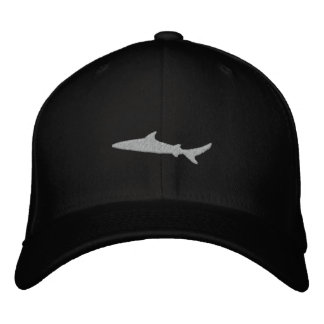 Shark Embroidered Baseball Caps