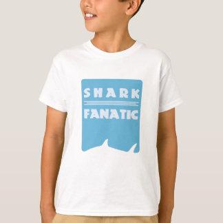 Shark fanatic t shirts