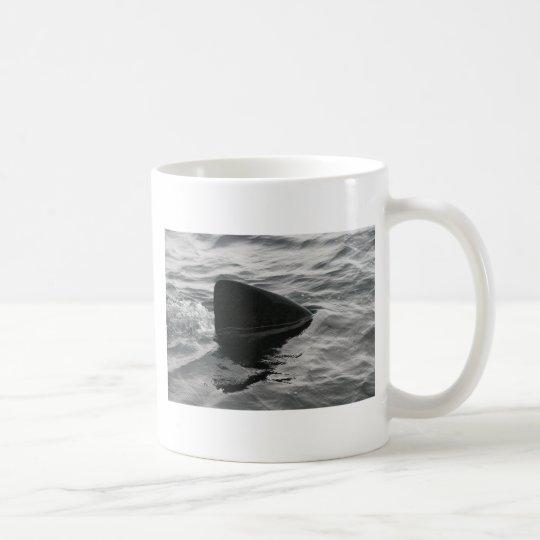 Shark Fin Coffee Mug
