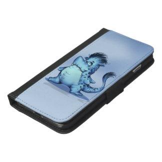 SHARK FISH CARTOON iPhone 6/6s Plus Wallet Case