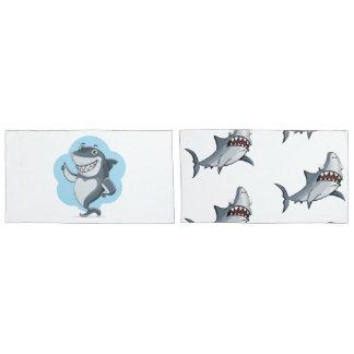 Shark Fish Swim Home Personalize Destiny Destiny'S Pillowcase
