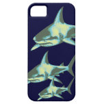 shark fish, wild animals iPhone 5 case