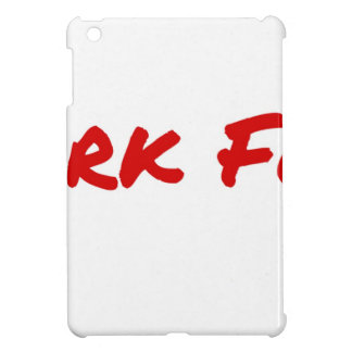 Shark Food Red iPad Mini Cases