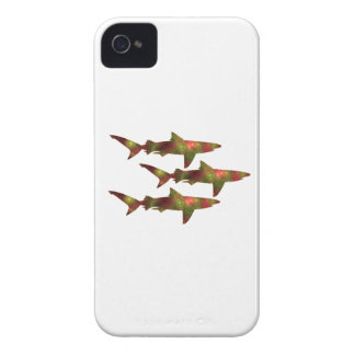 Shark Frenzy iPhone 4 Covers