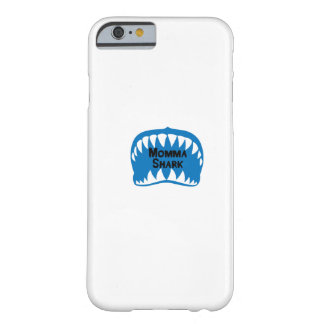 Shark  Gift for Mom Mothers Womes Barely There iPhone 6 Case