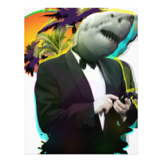 SHARK GUY LETTERHEAD