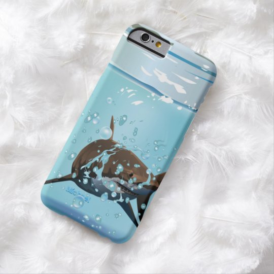 Shark In The Jar Barely There iPhone 6 Case