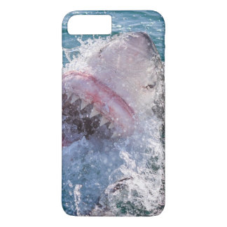Shark in the water iPhone 8 plus/7 plus case