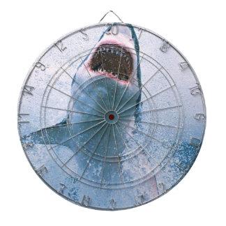 Shark jump dartboard
