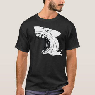 Shark Men's Dark T-Shirt