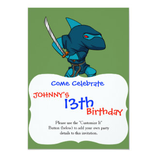 Shark ninja card