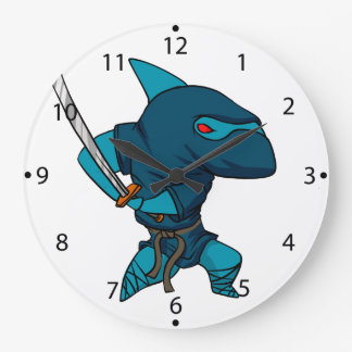 Shark ninja large clock