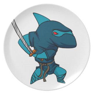 Shark ninja plate