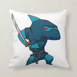 Shark ninja throw pillow