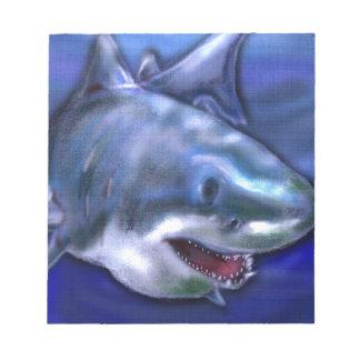 Shark Notepads