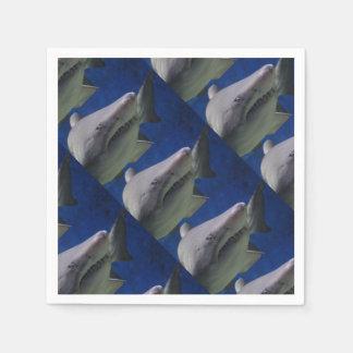 Shark Office Home Personalize Destiny Destiny'S Paper Napkin
