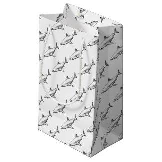Shark Office Home Personalize Destiny Destiny'S Small Gift Bag