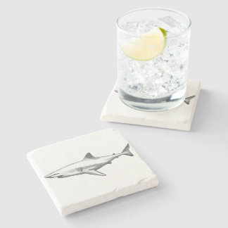 Shark Office Home Personalize Destiny Destiny'S Stone Coaster