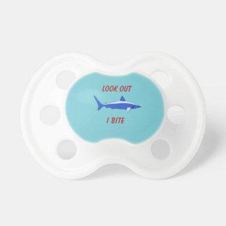 Shark pacifier