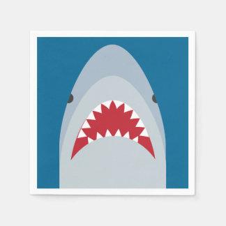 Shark Paper Napkins