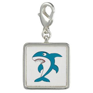 Shark Photo Charms