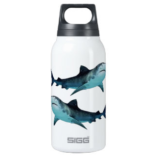 Shark Rally Insulated Water Bottle
