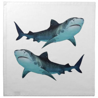 Shark Rally Napkin
