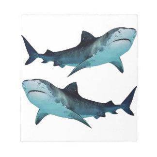 Shark Rally Notepads