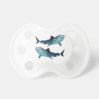 Shark Rally Pacifier