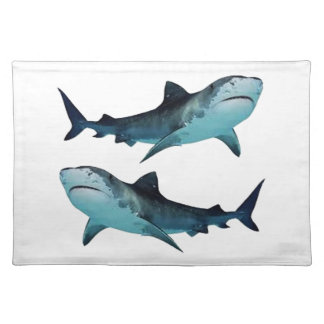 Shark Rally Placemat