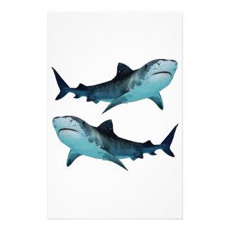 Shark Rally Stationery