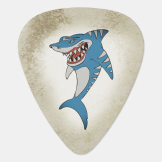 Shark Retro Guitar Pick Plectrum
