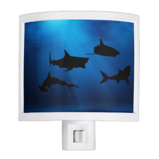 Shark Sealife Night Light