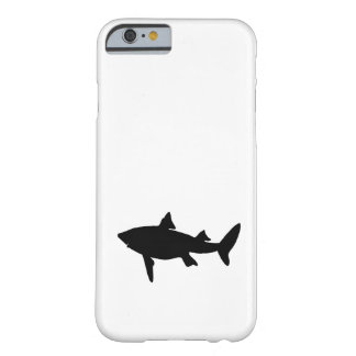 Shark Silhouette Barely There iPhone 6 Case