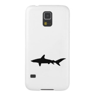 Shark Silhouette Galaxy S5 Covers