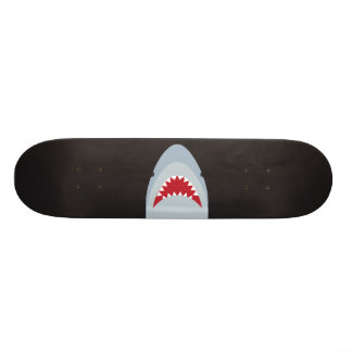 Shark Skateboard Deck