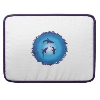 shark sleeve for MacBook pro