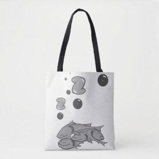 Shark Slumber Tote Bag