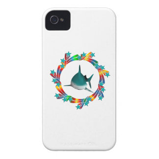 Shark Stars iPhone 4 Covers