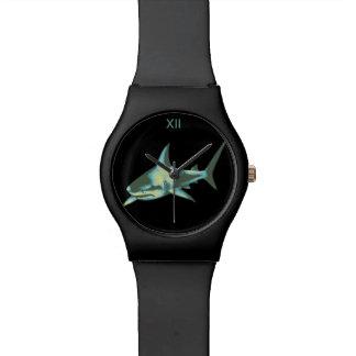 shark time watch