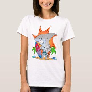 Shark Week Surfer T-Shirt