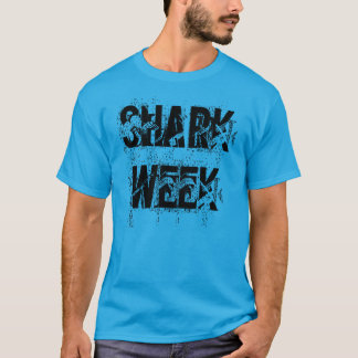 """Shark Week"" t-shirt"