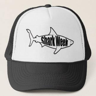 Shark Week Trucker Hat