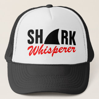 Shark whisperer hat