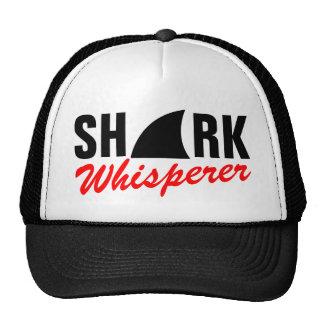 Shark whisperer hat