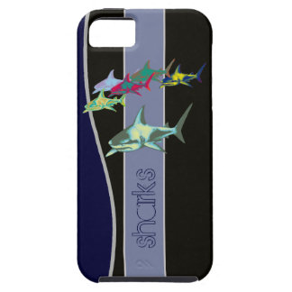 shark -  wild animals iPhone 5 cover
