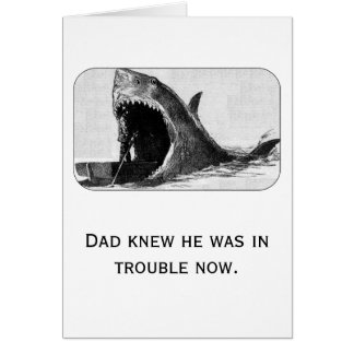 Sharkbait Card