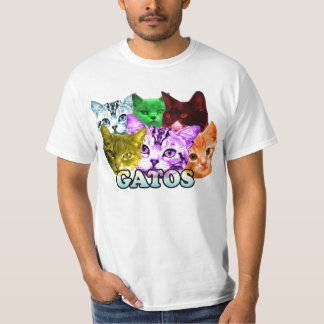 sharkcat GATOS T-Shirt