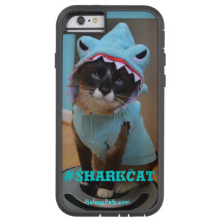#SharkCat iPhone 6 Case iRobot Roomba Driver Cat