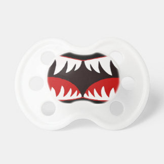 Sharkmouth Pacifier